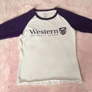Varsity collection 3/4 Top size S/p